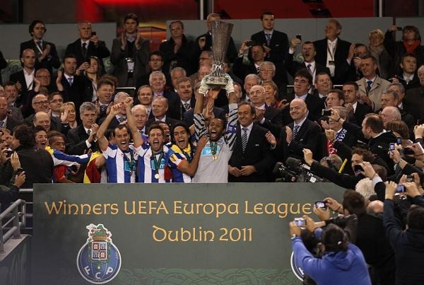 Порто обладатель кубка Лиги Европы сезона 2010-2011